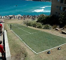 Level Playing Field, Sculptures By The Sea 2006 by muz2142