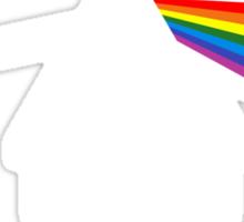 The Dark Side of the Spectrum Sticker