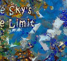 The sky's the limit by Fernando Fidalgo