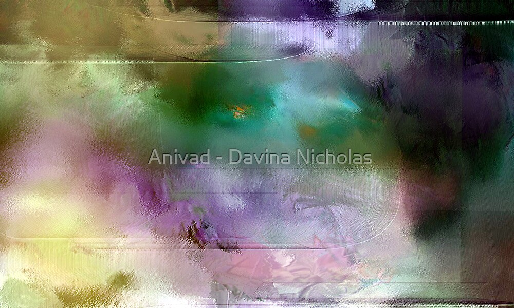 Focus by Anivad - Davina Nicholas