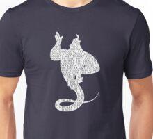 Genie Quotes Unisex T-Shirt