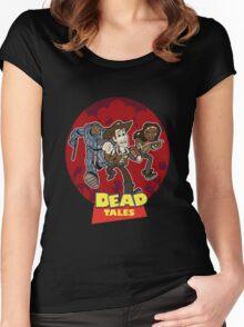 Dead Tales Women's Fitted Scoop T-Shirt