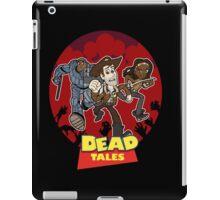 Dead Tales iPad Case/Skin