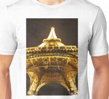 Eiffel Tower Up Unisex T-Shirt