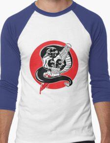 Treachery company Men's Baseball ¾ T-Shirt