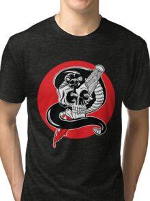 Treachery company Tri-blend T-Shirt