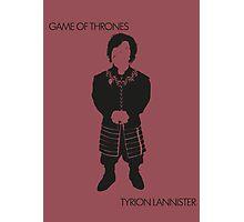 Tyrion Photographic Print