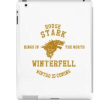 House Stark Collegiate iPad Case/Skin
