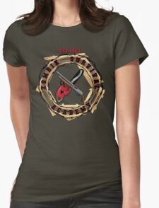 Zombie Survival Academy Womens Fitted T-Shirt