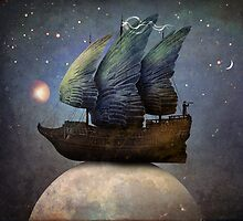 Sailing the Universe by ChristianSchloe