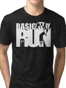 Dr huh? Tri-blend T-Shirt