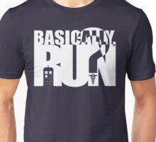 Dr huh? Unisex T-Shirt