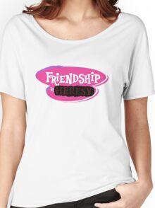 Friendship is HERESY Women's Relaxed Fit T-Shirt