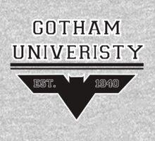 GOTHAM UNIVERSITY  by MuddleDerp