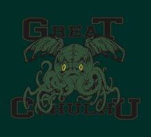 Great Cthulhu by CarloJ1956