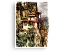 Monk's Nest Canvas Print