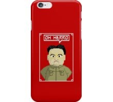 Kim Jong Il iPhone Case/Skin