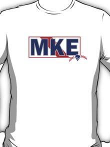 Milwaukee PBR Mashup | Pabst Blue Ribbon T-Shirt