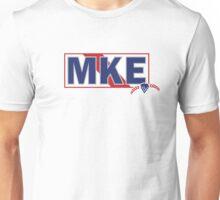 Milwaukee PBR Mashup | Pabst Blue Ribbon Unisex T-Shirt