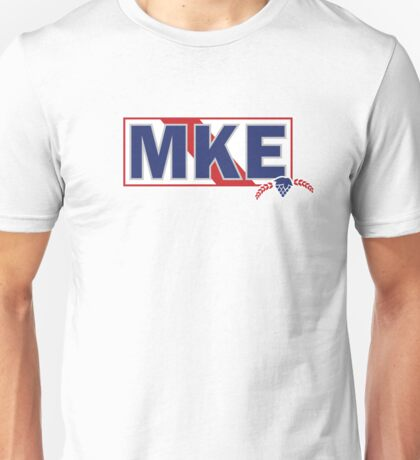 Milwaukee PBR Mashup | Pabst Blue Ribbon Unisex T-Shirt