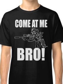 COME AT ME BRO - Line Version Classic T-Shirt