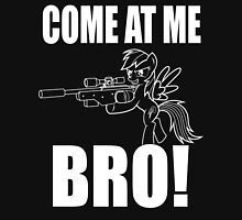 COME AT ME BRO - Line Version Unisex T-Shirt