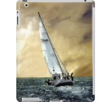 sailrace iPad Case/Skin