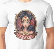 Amazon Pinup Unisex T-Shirt