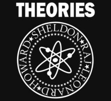 THEORIES by RedFeet