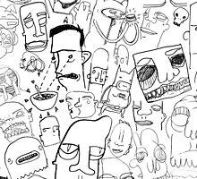 Doodles by fillerbunny13