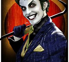 The Joker 'harleys joker'  by LiamShawberry