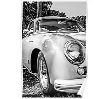 1950s Porsche 356 Speedster Poster
