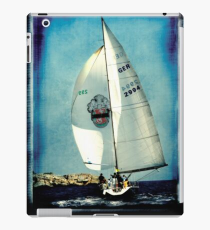 sailrace iPad Case/Skin