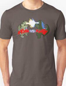 Tyranitar VS Godzilla T-Shirt