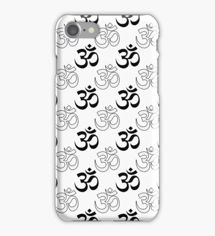 Om, Aum Symbol iPhone Case/Skin