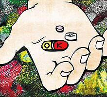 Pills are OK, STIGMA IS NOT! by Denis Marsili - DDTK