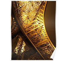 Eiffel Tower Paris Poster