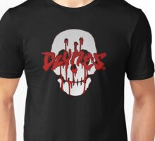 Blood Skull Unisex T-Shirt