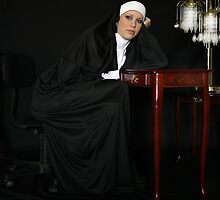 A Nun's Life - Behind The Scenes by Michael Cline