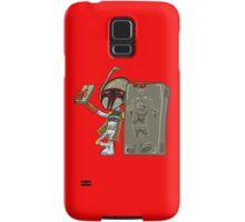 Boba Selfie Samsung Galaxy Case/Skin