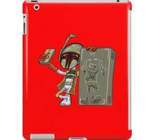 Boba Selfie iPad Case/Skin