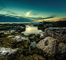 Turrimetta Beach by gerryligon