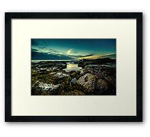 Turrimetta Beach Framed Print