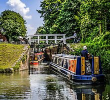 Boating on Britains Waterways by Chris L Smith