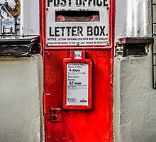 Red Box by Chris L Smith