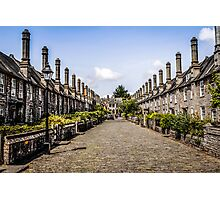 Vicars Close, Wells, Somerset Photographic Print