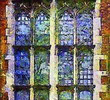 Vincent's Window by RC deWinter