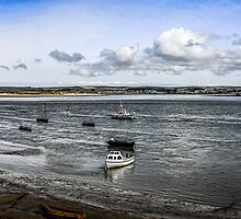 River Torridge at Appledore by chris-csfotobiz