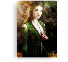 Margaery Tyrell, Game of Thrones Canvas Print