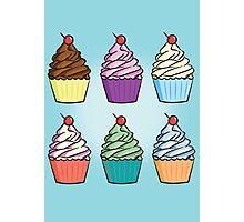 Cakes Photographic Print